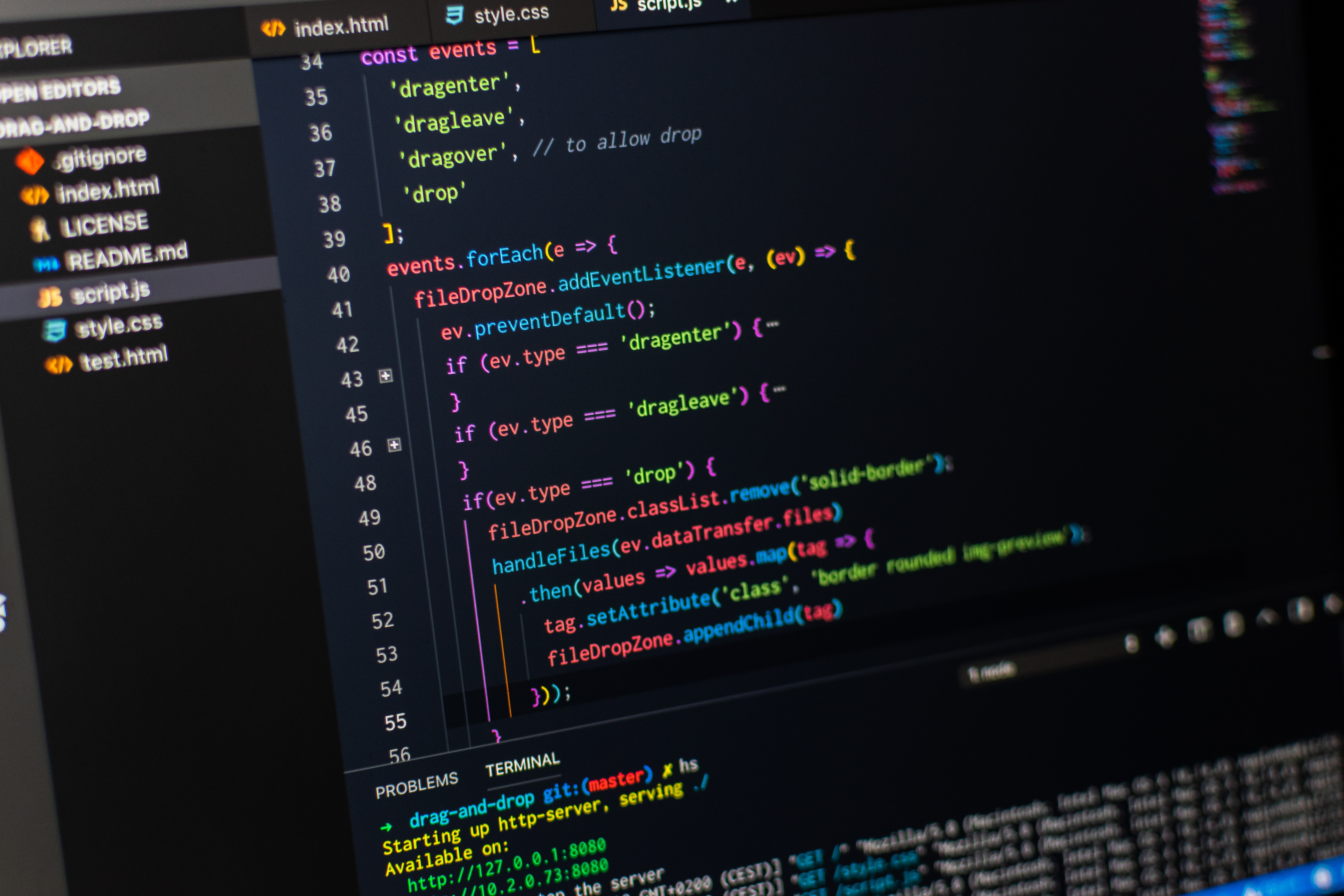 Don't take away my IDE! Part 2 – uncommented out